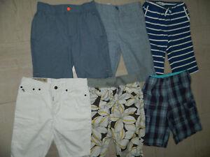 Boys' Mini Boden Summer Shorts Bundle age 9/10 years