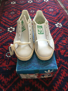 Adidas Stan Smith Deadstock True Vintage 70s made in France w/ BOX 6,5US 38 2/3