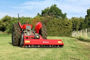 WFL175 - Winton Heavy Duty Flail Mower - 1.75m Wide - For Compact Tractors