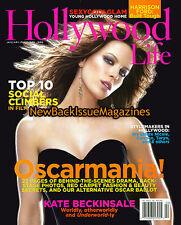 Hollywood Life 2/06,Kate Beckinsale,Heigl,Theron,Oscars,NEW