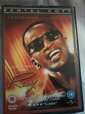 Ray DVD Starring  Jamie Foxx, Regina King, and Kerry Washington