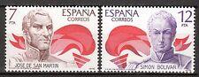 Spain - 1978 Spanish-American history (VII) - Mi. 2381-82 MNH
