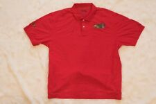 Embroidered Gorilla Mill Cgc Tools Red Mens Xl Red Polo by Izod Pima Cotton Nwot