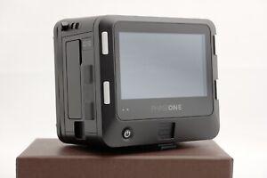 Phase One IQ180 medium format digital camera back for Phase One or Mamiya Mount