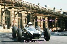 Phil Hill Cooper T73 Grand Prix de Mónaco 1964 fotografía