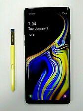 Samsung Galaxy Note 9 SM-N960U 128 ГБ Gsm смартфон отличный AT&T На отлично