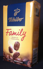 Tchibo Family Intensity Ground Coffee Outstanding Taste & Quality 250g