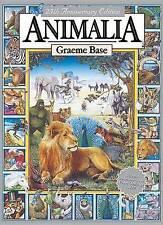 Animalia by Graeme Base (Hardback, 1998)
