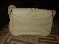 CELINE Python Snakeskin Box Bag Medium