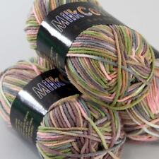 3 Balls x50g New Soft Colorful Children Cotton Hand dyed Wool Scarf Yarn Knit 21