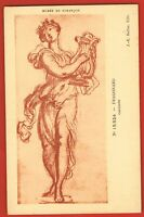 FRAGONARD- Peintre- Pinxit - 1732/1806- Rococo- Néo Classique - Calliope