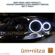 Toyota Supra MKIV Umnitza Orion V2 LED Angel Demon Eyes REMOTE HARNESS