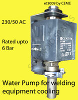 Pump  GVE370 CT375 Numatic blue Pump George vacuum  CEME E512