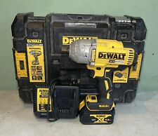 Dewalt DCF899 XR 18V High Torque Impact Wrench + 4ah Battery And Charger