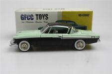 1:43  GFCC TOYS  Studebaker Speedster-Coupe vert modèle de voiture1955