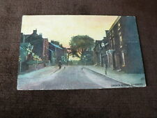 Old 1916 Postcard: Church Street, Ellesmere, Shropshire