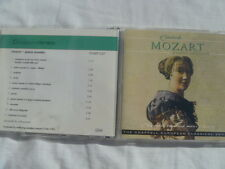 CLASSICAL MOZART CHAPPELL PIANO SONATAS RARE LIBRARY SOUNDS MUSIC CD