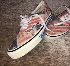 Vintage Vans 80s Made In Usa Authentic With Box (Era Sk8 Slip Old)