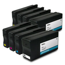 8PK Ink Cartridges HP 950xl HP 951xl for OfficeJet Pro 251dw 8600 8610 Printers