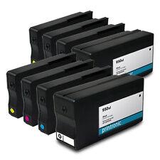8PK Ink Cartridges HP 950xl HP 951xl for OfficeJet Pro 251dw 8600 8610 Printers