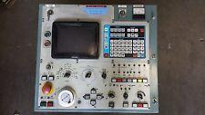 Mori Seiki AL-2 CNC lathe operator panel