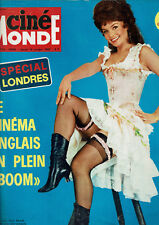 CINEMONDE N°1714 1967 isla blair valerie lagrange cinema anglais judy geeson ...