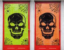 Festoni , ghirlande e striscioni verdi per feste e party halloween