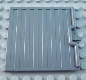 LEGO Dark Bluish Gray Sliding Train Door Piece from 79111 7597