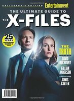 ENTERTAINMENT WEEKLY The Ultimate Guide to The X-Files 25 Years - Inside Every