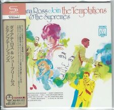 DIANA ROSS SUPREMES JAPAN MINI JOIN THE TEMPTATIONS SHM-CD