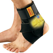 Lastrap Ankle Support (with Cool / Warm Pad) - One Size Fits All. Either Foot.