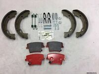 Parking Shoes, Brake Pads & Fitting KIT 300C BRK/300C/017A