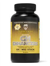 Healthy 'N Fit Advanced GH Enhancers 180 Tablets - Powerful GH, IGF1 and NO2