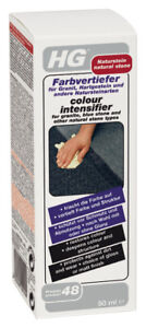 HG Colour Intensifier for Granite, Blue Stone & Other Natural Stone Types - 50ml