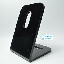 Black Desktop Acrylic VESA Stand for Smart Display VESA Security Enclosure