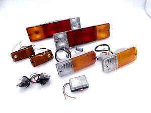 Suzuki SJ Samurai Sierra Drover Complete Light Set
