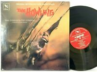 The Howling - Movie Soundtrack in-shrink Varese Sarabande LP Vinyl Record Album