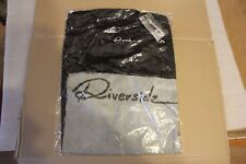RIVERSIDE - WASTELAND BLACK OFFICIAL ORGINAL T-SHIRT