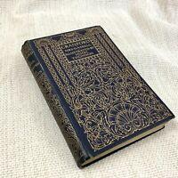 1907 Antico Libro Cranford Mrs Gaskell Hugh Thomson Mano Colorato Illustrazioni
