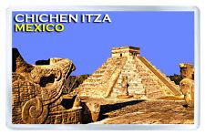 CHICHEN ITZA MEXICO MOD2 FRIDGE MAGNET SOUVENIR IMAN NEVERA