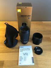 Nikon NIKKOR AF-S VR Zoom 70-300mm f/4.5-5.6G IF-ED