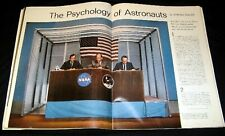 APOLLO PROGRAM 1969 ESSAY THE PYSCHOLOGY OF ASTRONAUTS FEATURE by NORMAN MAILER