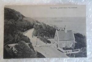 Postcard Tollgate Lower Road Folkestone