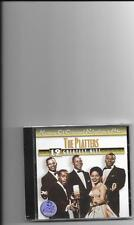"""THE PLATTERS, CD """"19 GREATEST HITS"""" NEW SEALED"""