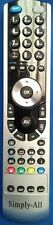 NUOVO Samsung bn59-00705b simply-all ™ REPLACEMENT Remote Control