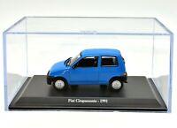 Fiat Scale 1/43 500 Cinquecento Car Models diecast modellcar Static NOREV