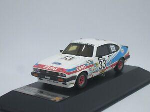 Ford Capri Mk3 3.0S #33 Esso 24hrs Spa 1981 1/43 Premium X PR0011 Resin