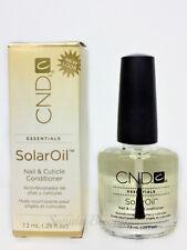 Solar Oil 0.25 oz/7.3ml- Nail & Cuticle Conditioner- cnd