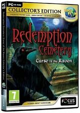 Redemption Cemetery Curse of The Raven Collectors Edition Hidden Object Game PC