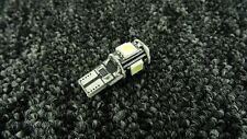 BMW CAR LIGHT BULBS LED ERROR CANBUS 5 SMD XENON